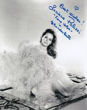 Luciana Paluzzi Signed Autographed 8x10 Thunderball 007 Bond Fiona Photograph