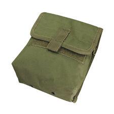 CONDOR MOLLE Modular Nylon SAW Ammo Mag Dump Pouch ma2 OLIVE DRAB OD GREEN