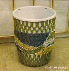 Decorative Macrame Basket Cover Pattern - Craft Book: AC1 Accents