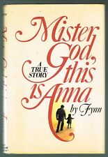 Mister God, This Is Anna by Fynn (1975, Hardcover 1st Edition)