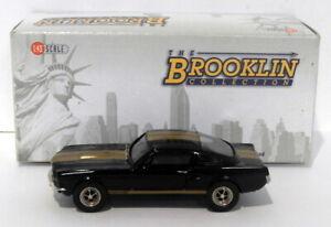 Brooklin Models 1/43 Scale BRK124X - 1966 Ford Mustang GT 350-H - Black