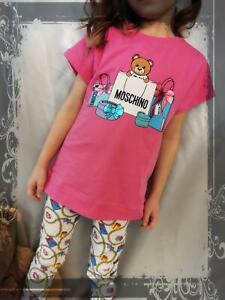 Moschino T-Shirt Teddy Größe 140, 152, 164  NEU Sommer 2021