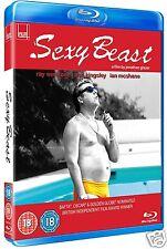Sexy Beast [2000](Blu-ray ENGLISH)~~~Ray Winstone, Ian McShane~~NEW SEALED