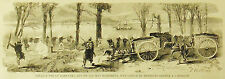1859:Guerre d'Italie.Attacco di Radeski, davanti isole Borromee L.Maggiore-Etna