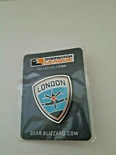Overwatch League Collectible Pin London Spitfire Gear Blizzard