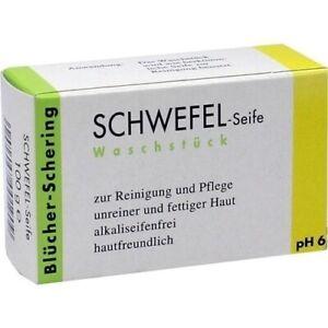 SCHWEFEL SEIFE Blücher Schering 100 g 04315663