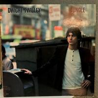 "DWIGHT TWILLEY - Jungle (Girls) - 12"" Vinyl Record LP - EX"