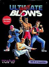 ULTIMATE BODY BLOWS - © 1994 TEAM 17 - PC CD-ROM - VF