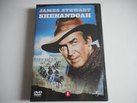 DVD - SHENANDOAH - JAMES STEWART - ZONE 2