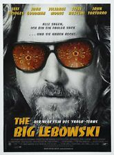 "THE BIG LEBOWSKI Poster [Licensed-NEW-USA] 27x40"" Theater Size [German Nuance]"