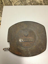 Vintage STANLEY 100FT Tape Measure Model 34-500