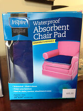 Inspire Reusable Absorbant 18''x 24''  Chair Pad