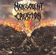 Doomsday X, Malevolent Creation, New