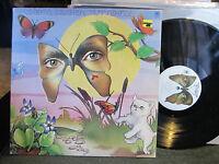 Cheryl Dilcher Butterfly LP die-cut orig gatefold A&M Sp-4394 1973 rare vinyl!!