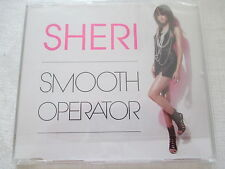 Sheri - Smooth Operator - Single CD (2 Tracks) Neuwertig