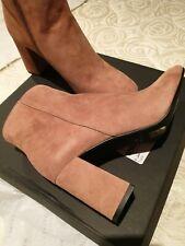 Mint velvet Boots Blush Size Uk 6 New