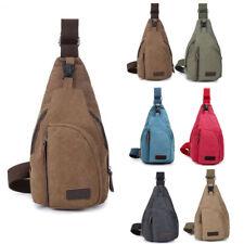 Men's Chest Sling Bag Tactical Military Crossbody Backpack Shoulder Travel Pack