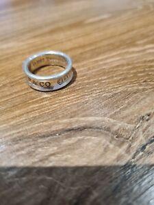 Tiffany Ring Size L