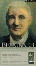 Anton Bruckner (1824-1896), Set mit 4 Audio-CD + Booklet Leben und Werk, Designo