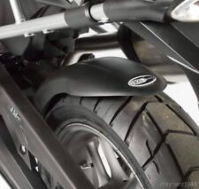 R&G BLACK REAR HUGGER for TRIUMPH TIGER 800 XRX, 2015 to 2017