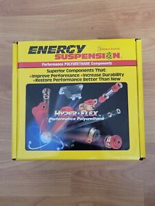 Energy Suspension 3.4110G Body Cab Mount Set Fits 69-72 Blazer Jimmy Black