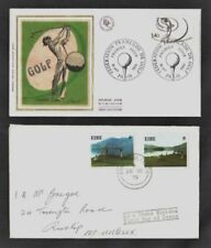 Golf First Day Covers