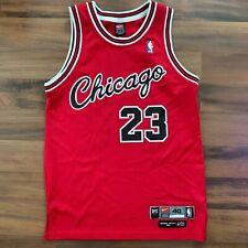 Authentic Nike Jordan Chicago Bulls Rookie Jersey 8403 Sz 40 Medium M