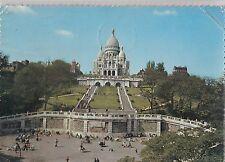 BF20226 paris basilique du sacre coeur  france  front/back image