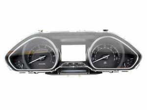 Speedometer Instrument Cluster Peugeot 2008 208 1.0 1.2 1.4 1.6 9805396680 RHD