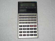 Vintage Casio FX-115N FX115N Solar Powered Handheld Scientific Calculator