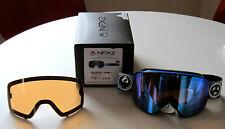 Dragon Alliance Asymbol Snowboard Goggles Nfx2 Jamie Lynn Lumalens lib tech gnu