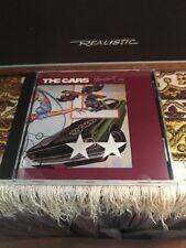 THE CARS Heartbeat City CD 1984 WEST GERMAN TARGET Elektra 60296-2