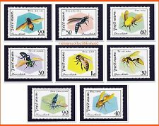 Vietnam  - Bees and Wasps/ Insects/ Wild/ Nature/ Pets/  1981 # 389 MNH