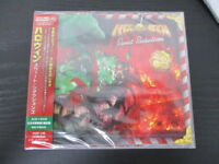 New Helloween Sweet Seductions Limited Edition 3 HQCD CD DVD Japan VIZP-155