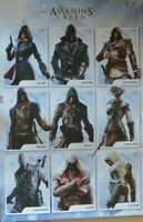 Assassins Creed - Compilation- Poster-Laminated Available-91cm x 61cm-Brand New