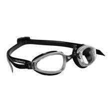Aqua Sphere K180 Swimming Goggles Clear Black