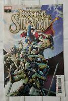 Doctor Strange #2 Marvel 2018 Saiz Waid VF