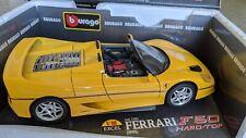BBURAGO Ferrari F50 Hard-Top 1:18 OVP