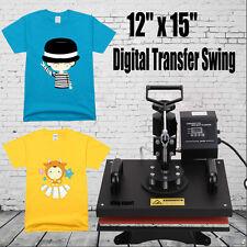 38.0x29.0cm Presse à chaud transfert Photo Cabas Sublimation Pressage T-Shirt