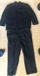 Giorgio Armani Blue Suit