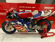 Minichamps 1:12 - Ben Bostrom - Ducati 998s - Replica