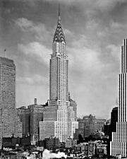 New Photo: The Chrysler Building after Completion, New York City - 6 Sizes!