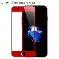 4D Full Cover Tempered Glass Round Curved Screen Protector For iPhone 6 7 Plus