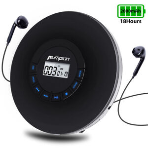 Rechargeable Personal CD Player 18 Hours Working Time MP3/CD-R/CD-RW Anti-Shock