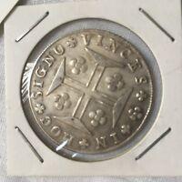 Coin - Silver - 400 reis, 1815, cruzado novo (portugal)