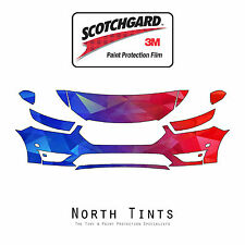 Ford Taurus 2013-2019 PreCut 3M Scotchgard Paint Protection Film Clear Bra Kit