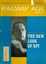 1966 Railway Age Magazine: Chairman Ashley Gray Describes the New Look of RPI