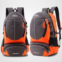 Outdoor Waterproof Hiking Camping Backpack Travel Rucksack Mountaineering Bag