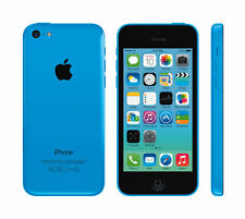 "Apple iPhone 5C 32GB GSM ""Factory Unlocked"" (AT&T T-Moblie) 4G Smartphone - Blue"