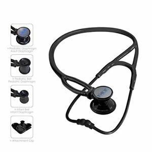 MDF® ProCardial ERA Stethoscope - Black Out  (All Black )